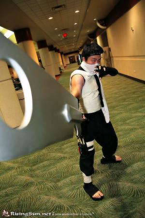 Zabuza Momochi from Naruto