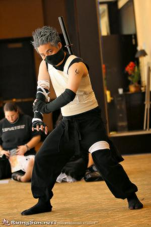 Kakashi Hatake from Naruto