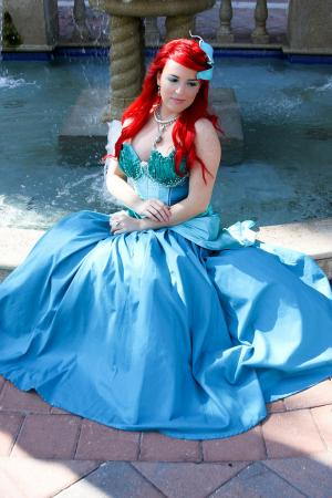 Ariel from Little Mermaid worn by FantasyNinja