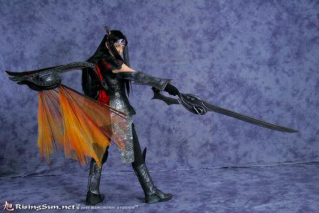 Rose from Legend of Dragoon, The worn by FantasyNinja