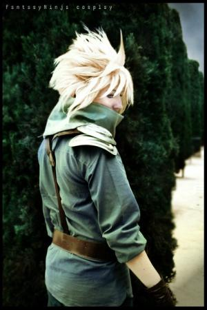 Cloud Strife from Final Fantasy VII: Crisis Core worn by FantasyNinja