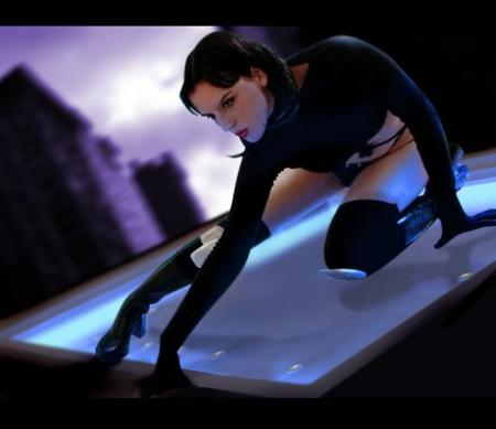 Aeon Flux from Aeon Flux worn by FantasyNinja
