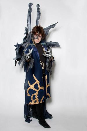 Syaoran from Tsubasa: Reservoir Chronicle worn by FantasyNinja