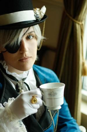 Ciel Phantomhive from Black Butler worn by FantasyNinja
