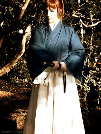 Kenshin Himura from Rurouni Kenshin worn by FantasyNinja