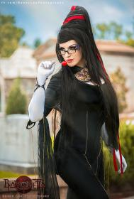 Bayonetta from Bayonetta by FantasyNinja