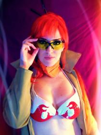Yoko Littner from Tengen Toppa Gurren-Lagann worn by FantasyNinja