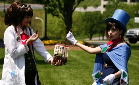 Trucy Wright from Apollo Justice: Ace Attorney worn by Kiero