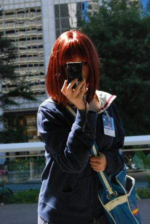 Mamimi Samejima from FLCL worn by Kiero