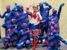 Henshin Ninja from Sailor Moon worn by Miaka-chan