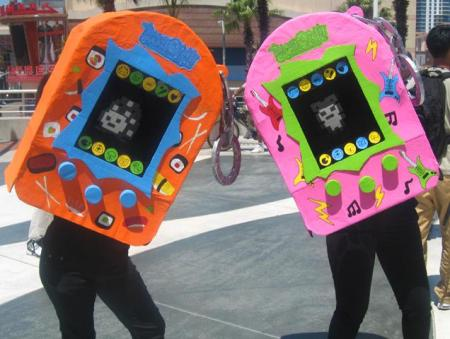 Ichigotchi from Tamagotchi Connection