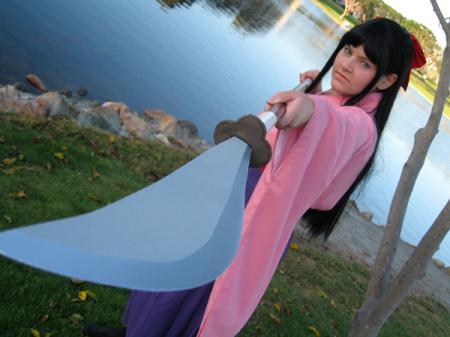 Takiko Okuda from Fushigi Yuugi: Genbu Kaiden