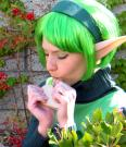 Saria from Legend of Zelda: Ocarina of Time worn by Miaka-chan