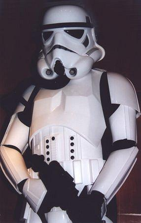Stormtrooper from Star Wars worn by FireStorm777