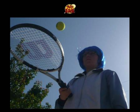 Oshitari Yuushi from Prince of Tennis worn by Kuro Raikou