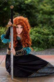 Merida from Brave worn by SunsetDragon