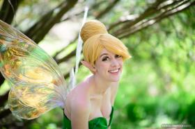 Tinker Bell from Disney Fairies worn by Sakuranym Kit