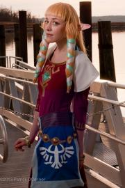 Zelda from Legend of Zelda: Skyward Sword