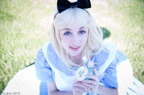 Alice from Alice in Wonderland worn by SunsetDragon