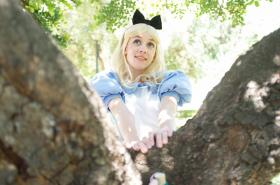 Alice from Alice in Wonderland worn by Sakuranym Kit