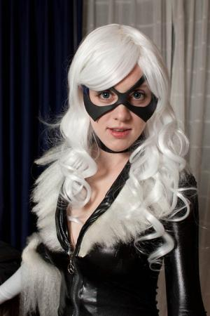 Black Cat from Spider-man worn by Sakuranym Kit