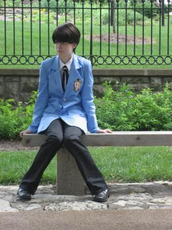 Haruhi Fujioka from Ouran High School Host Club worn by Malindachan