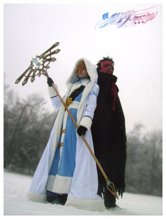 Fai D. Flowright / Yuui from Tsubasa: Reservoir Chronicle worn by Malindachan