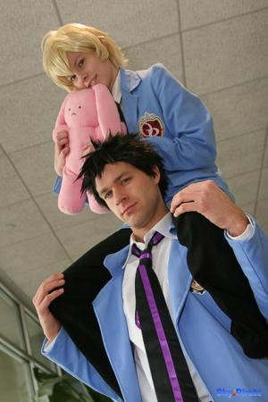 Mitsukuni Haninozuka / Honey from Ouran High School Host Club worn by Malindachan