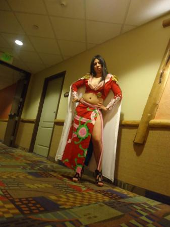 Boa Hancock from One Piece worn by RadioMinmay