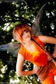Fawn from Disney Fairies worn by Callesto