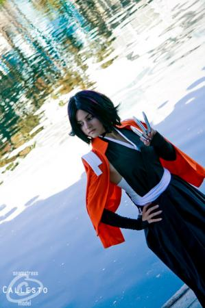 Yoruichi Shihouin from Bleach worn by Callesto