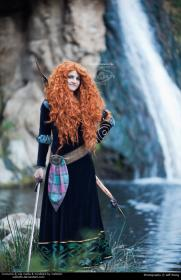 Merida from Brave worn by Callesto