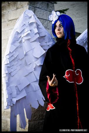 Konan from Naruto Shippūden worn by KoriStarfire