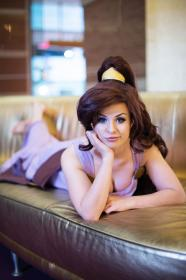Megara from Hercules worn by KoriStarfire