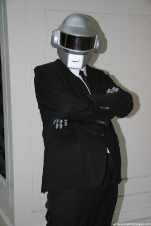 Thomas Bangaltar from Daft Punk