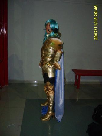 Pisces Aphrodite from Saint Seiya