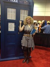 River Song from Doctor Who worn by Ameria
