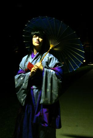 Tomoe Yukishiro from Rurouni Kenshin worn by AVA