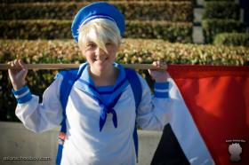 Sealand from Axis Powers Hetalia