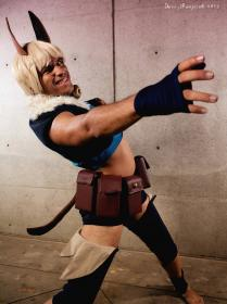 Ms. Fortune from Skullgirls worn by Maguma