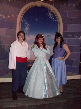 Prince Eric from Little Mermaid worn by RaeRaeM