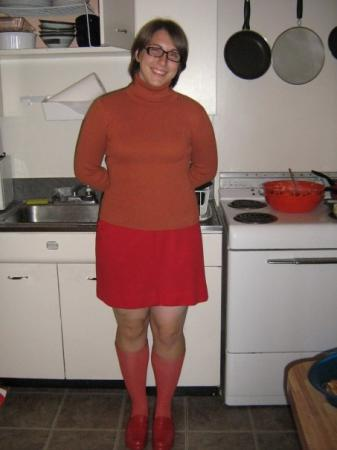 Velma Dinkley from Scooby Doo worn by RaeRaeM