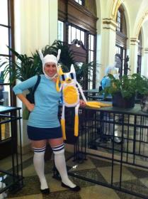 Fionna from Adventure Time with Finn and Jake worn by RaeRaeM
