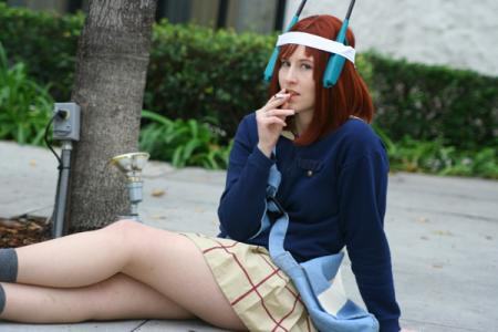 Mamimi Samejima from FLCL worn by Sparkle Pipsi