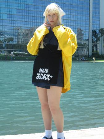 Chi / Chii / Elda from Chobits worn by Sparkle Pipsi