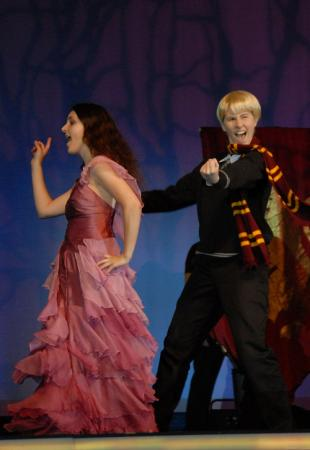 Draco Malfoy from Harry Potter worn by Sparkle Pipsi