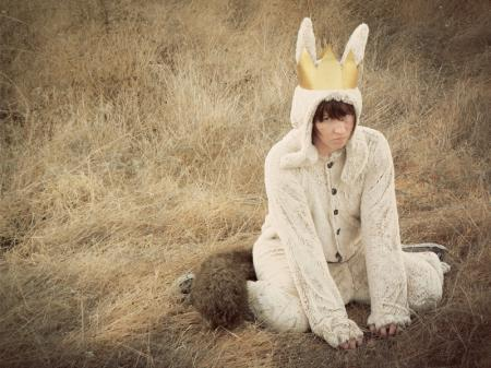 Max from Where the Wild Things Are worn by Sparkle Pipsi