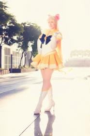 Eternal Sailor Venus from Sailor Moon Sailor Stars worn by Sparkle Pipsi