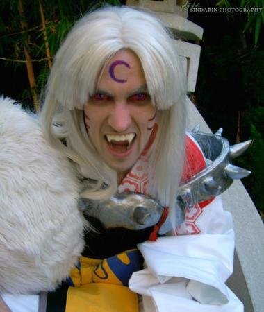 Sesshoumaru from Inuyasha worn by Fireshark