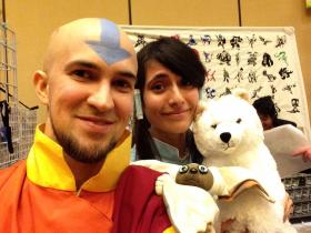 Aang from Avatar: The Last Airbender worn by Fireshark